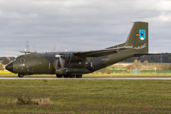 50+64 - Germany - Air Force Transall C-160D