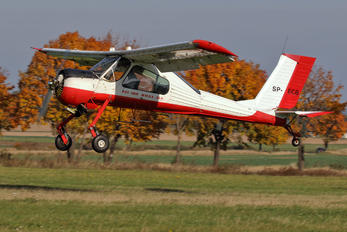 SP-ECB - Private PZL 104 Wilga
