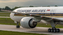 9V-SWK - Singapore Airlines Boeing 777-300ER aircraft