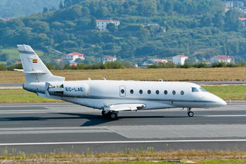 EC-LAE - Executive Airlines  Gulfstream Aerospace G200