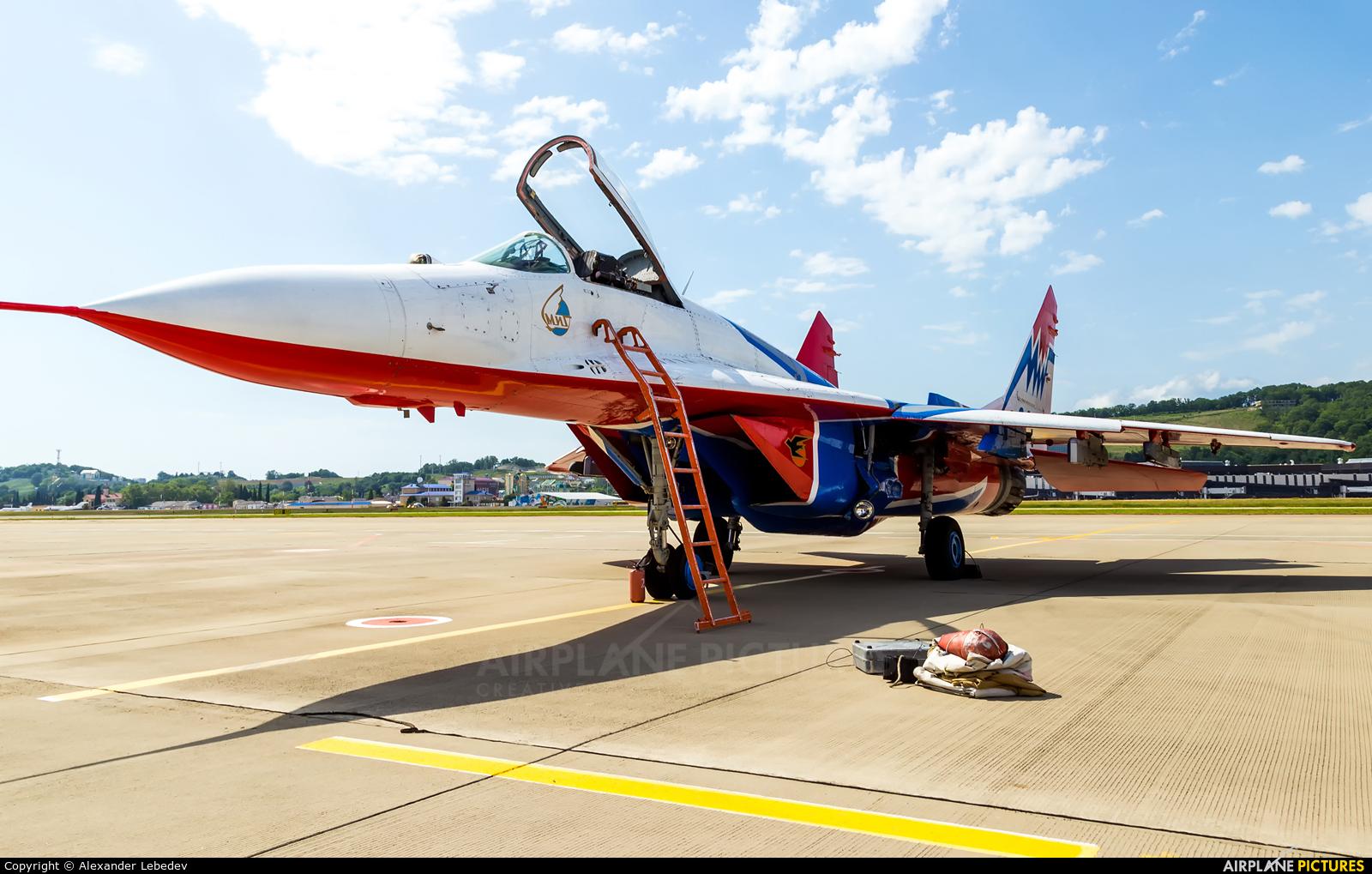 """Russia - Air Force """"Strizhi"""" 05 aircraft at Sochi Intl"""