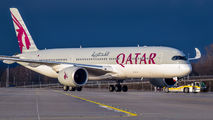 A7-ALH - Qatar Airways Airbus A350-900 aircraft