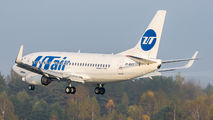 VP-BXY - UTair Boeing 737-500 aircraft