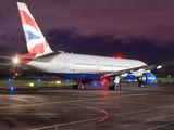 G-YMMB - British Airways Boeing 777-200 aircraft