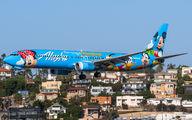 N318AS - Alaska Airlines Boeing 737-900 aircraft