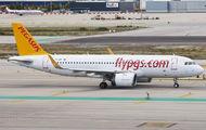 TC-NBI - Pegasus Airbus A320 NEO aircraft