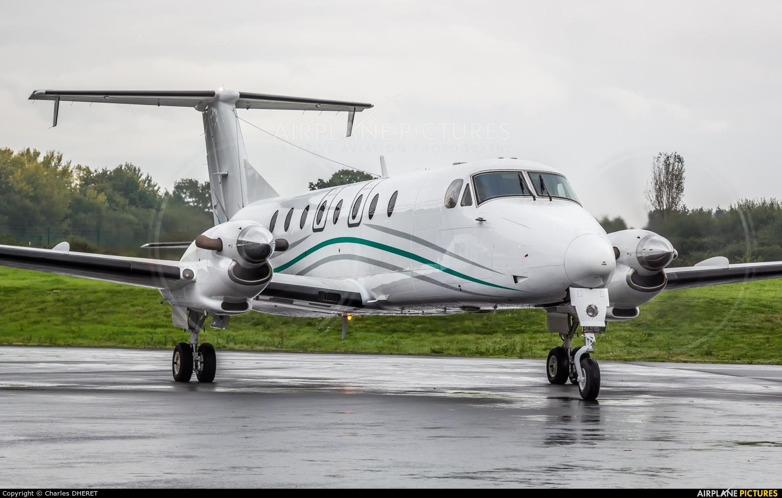 Equaflight Service TN-AIQ aircraft at St. Brieuc - Armor
