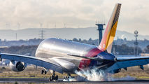HL7641 - Asiana Airlines Airbus A380 aircraft