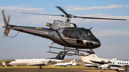 ZT-RCO - Private Airbus Helicopters AS350