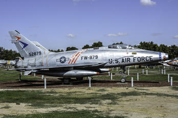 53-1703 - USA - Air Force North American F-100 Super Sabre