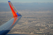 N720WN - Southwest Airlines Boeing 737-700 aircraft