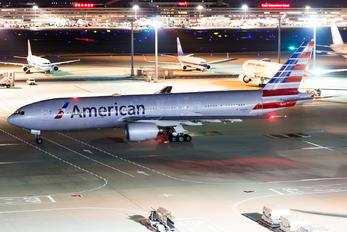 N753AN - American Airlines Boeing 777-200ER