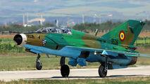 9536 - Romania - Air Force Mikoyan-Gurevich MiG-21 LanceR B aircraft