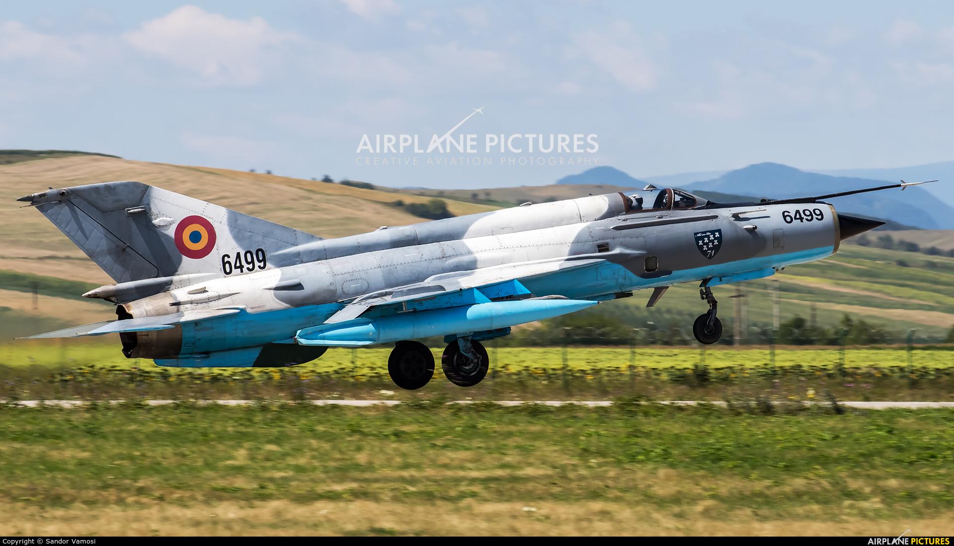 Romania - Air Force 6499 aircraft at Câmpia Turzii