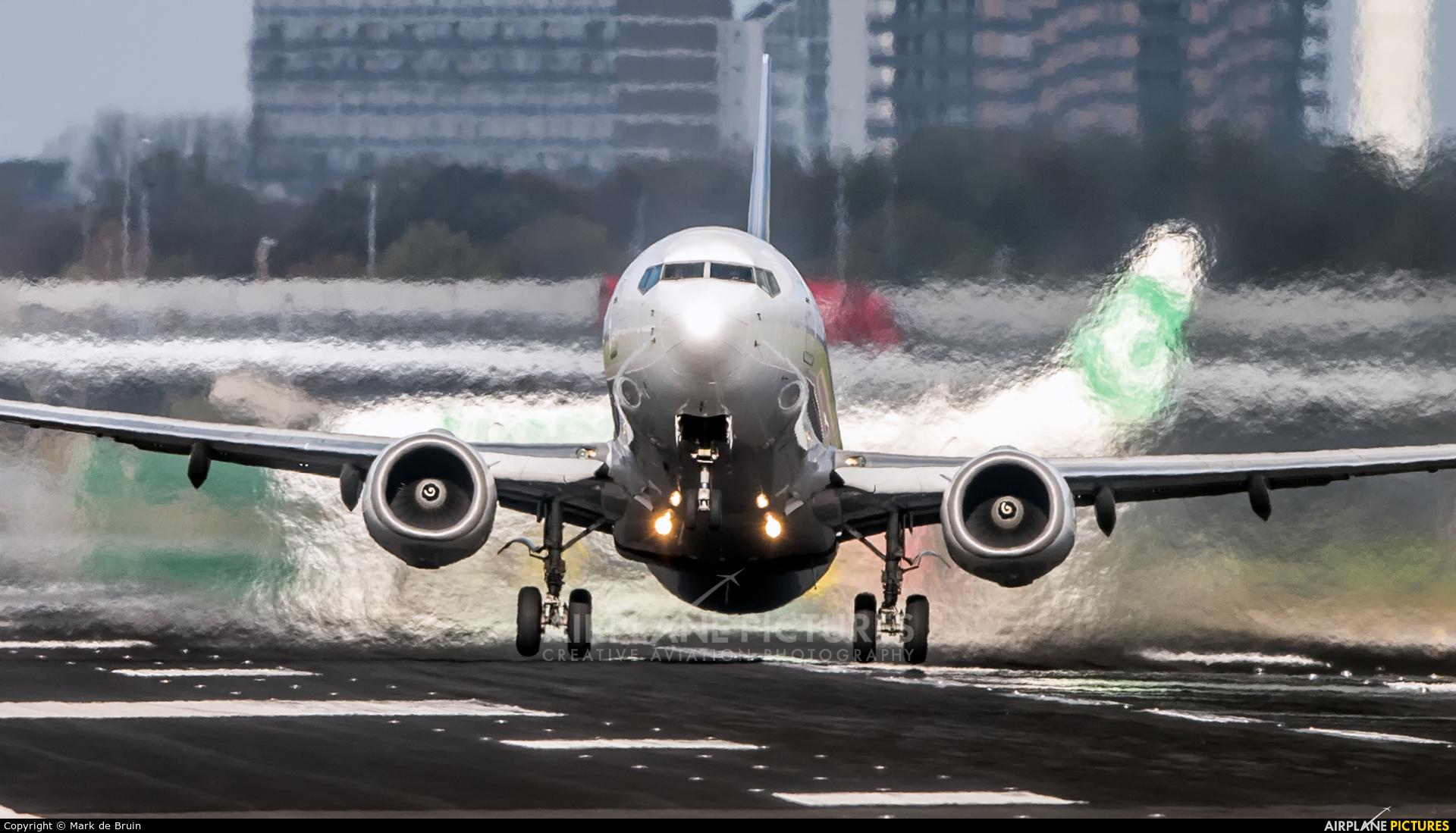 Transavia PH-HXJ aircraft at Amsterdam - Schiphol
