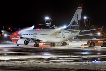 EI-FVP - Norwegian Air International Boeing 737-800