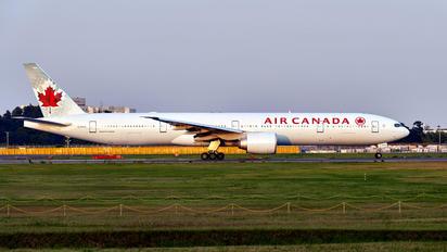 C-FIVX - Air Canada Boeing 777-300ER