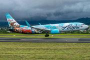 N570AS - Alaska Airlines Boeing 737-800 aircraft