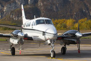 OK-SIL - Private Beechcraft 90 King Air aircraft