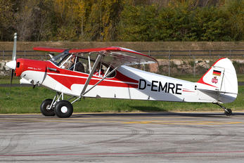 D-EMRE - Private Piper PA-18 Super Cub