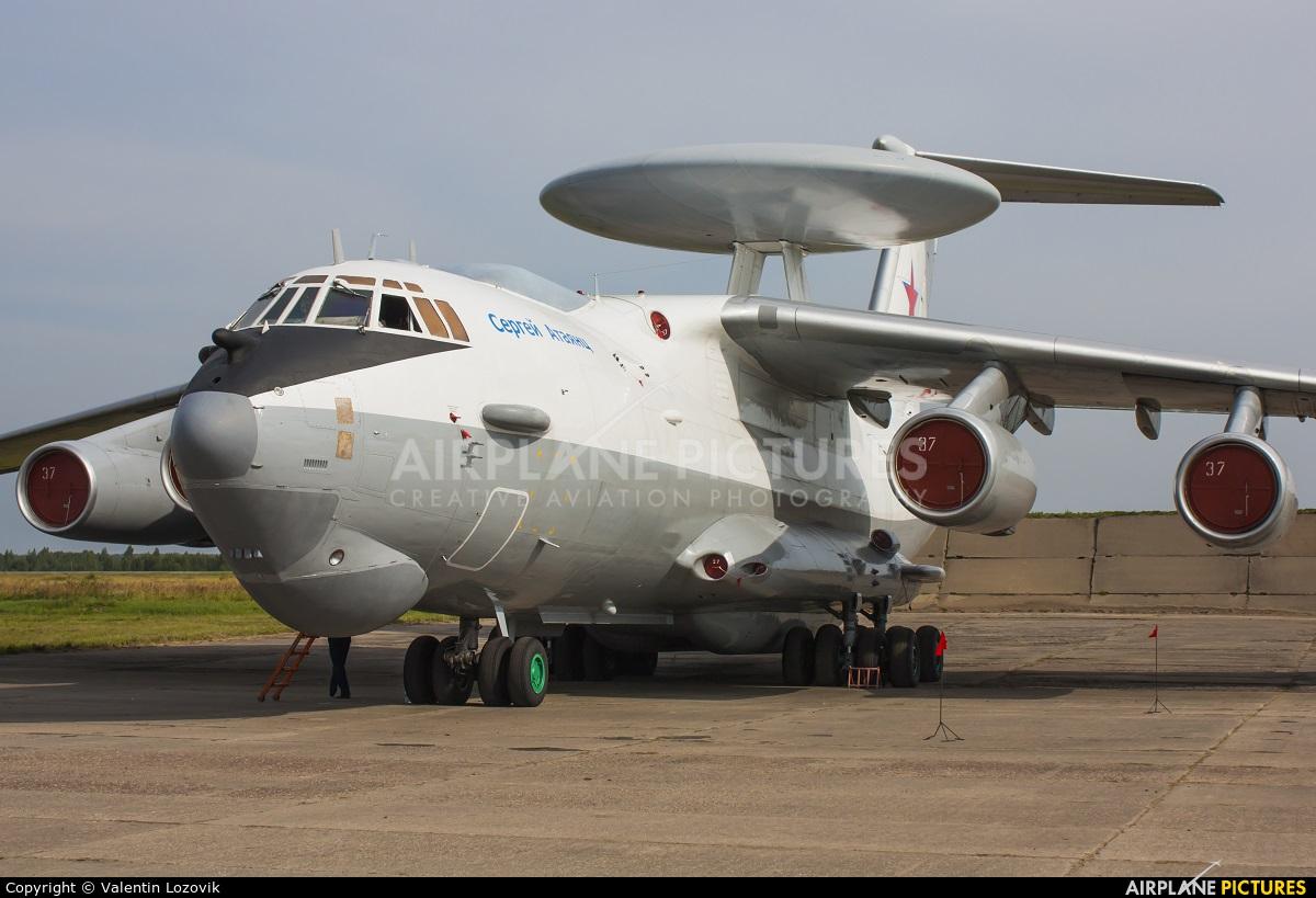 Russia - Air Force RF-93966 aircraft at Ivanovo - Severny