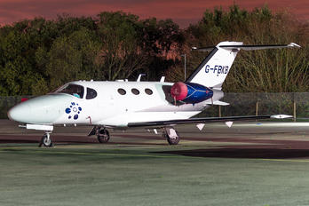 G-FBKB - Blink Cessna 510 Citation Mustang