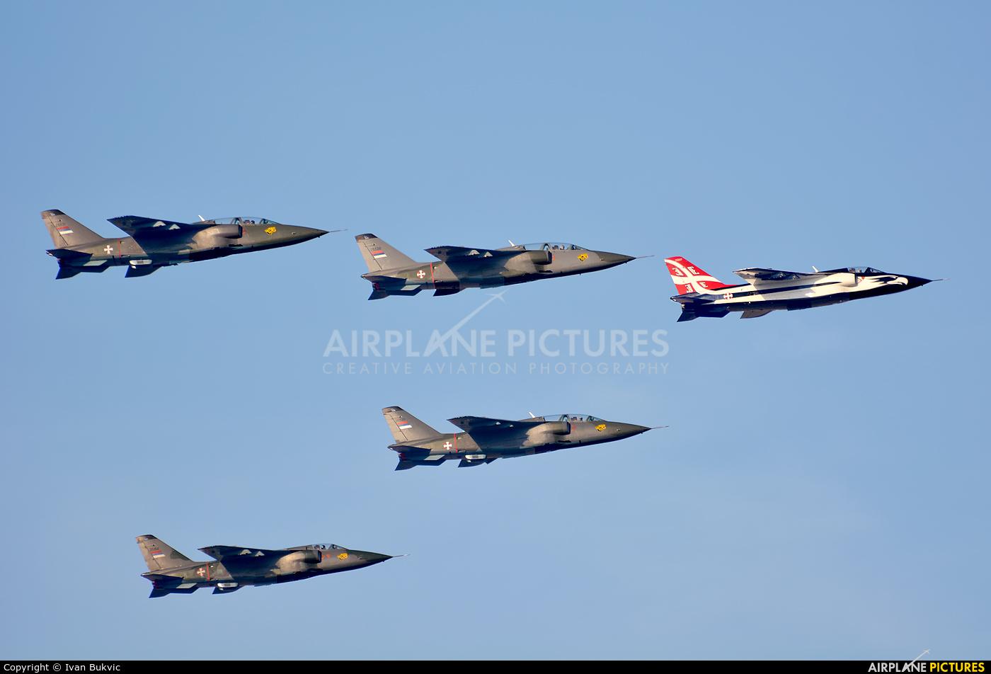 Serbia - Air Force 25207 aircraft at Batajnica