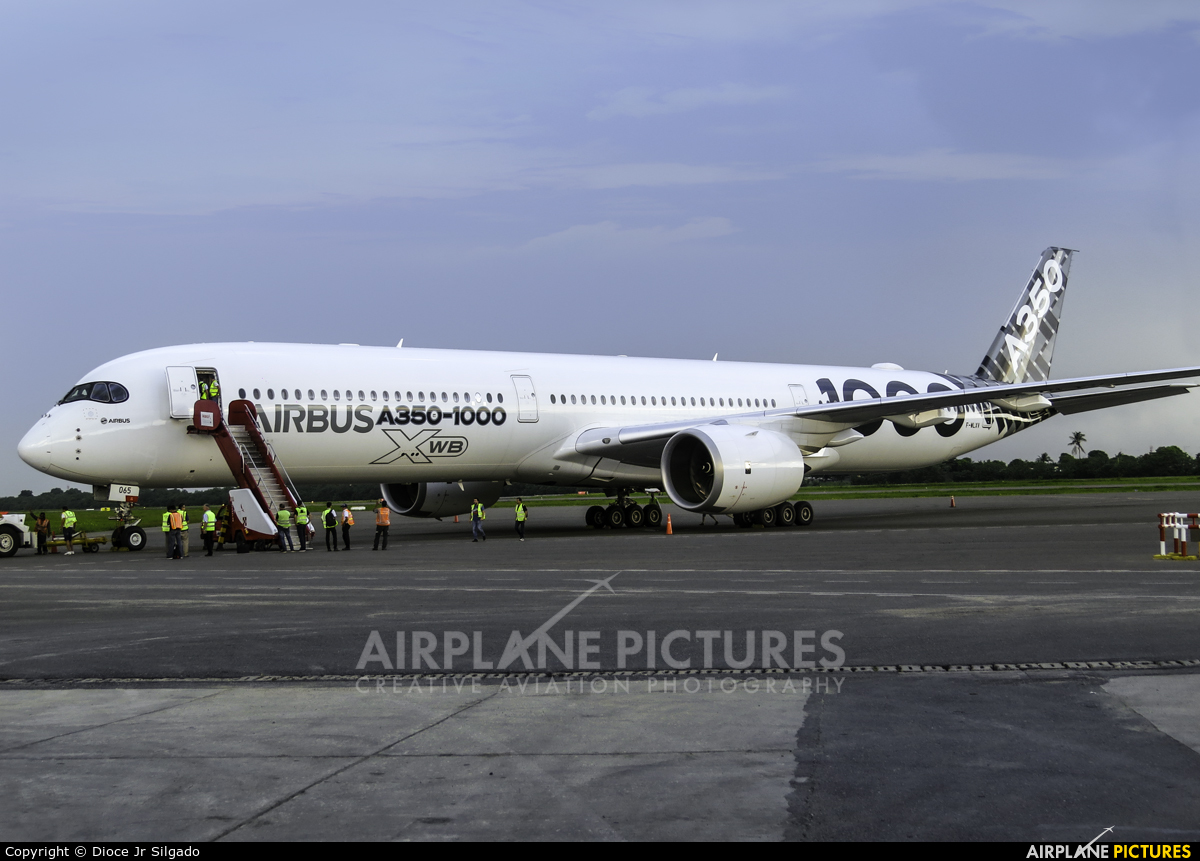 Airbus Industrie F-WLXV aircraft at Off Airport - Colombia