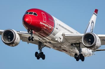 LN-LNA - Norwegian Long Haul Boeing 787-8 Dreamliner