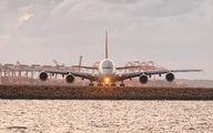 VH-OQI - QANTAS Airbus A380 aircraft