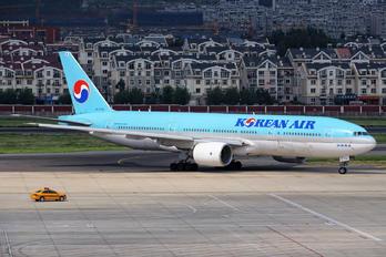 HL7714 - Korean Air Boeing 777-200ER