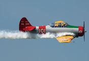 N101VT - Private North American Harvard/Texan (AT-6, 16, SNJ series) aircraft
