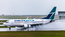C-FKIW - WestJet Airlines Boeing 737-700 aircraft