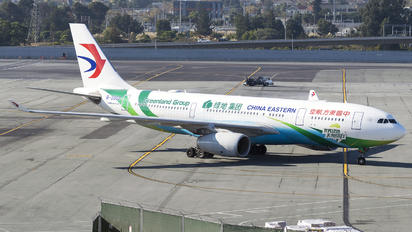 B-5902 - China Eastern Airlines Airbus A330-200