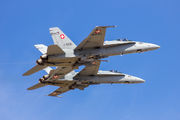 J-5021 - Switzerland - Air Force McDonnell Douglas F-18C Hornet aircraft