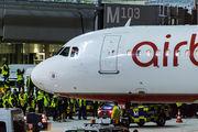 D-ABNW - Air Berlin Airbus A320 aircraft