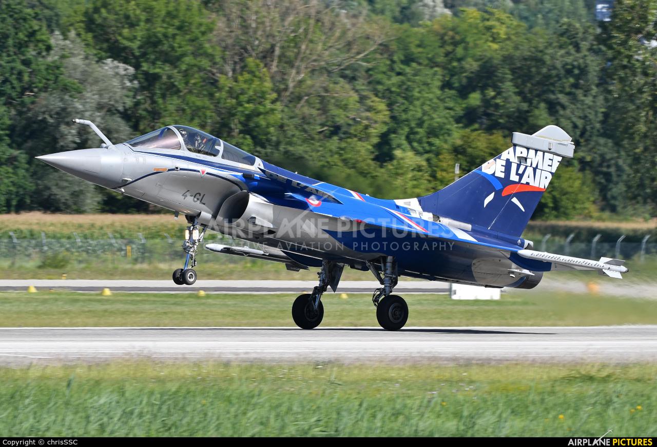 France - Air Force 4-GL aircraft at Chambéry