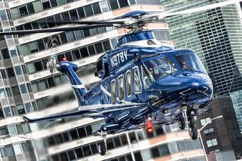 N978V - Private Agusta Westland AW139