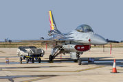 FA123 - Belgium - Air Force General Dynamics F-16A Fighting Falcon aircraft