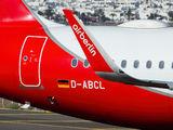D-ABCL - Air Berlin Airbus A321 aircraft