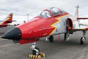 E.25-14 - Spain - Air Force : Patrulla Aguila Casa C-101EB Aviojet aircraft
