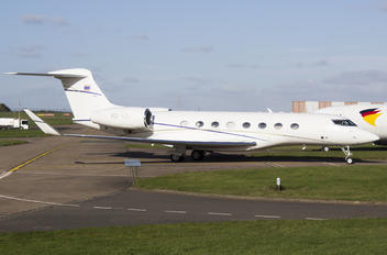 HS-VSK - King Power International Gulfstream Aerospace G650, G650ER
