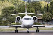 EC-LGV - Private Dassault Falcon 2000LX aircraft