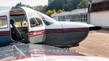 HB-POX - Albis Wings Piper PA-28 Archer aircraft