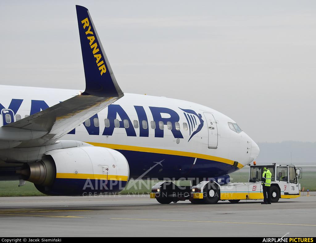 Ryanair EI-EMR aircraft at Katowice - Pyrzowice