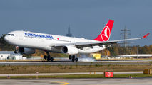 TC-LOC - Turkish Airlines Airbus A330-300 aircraft