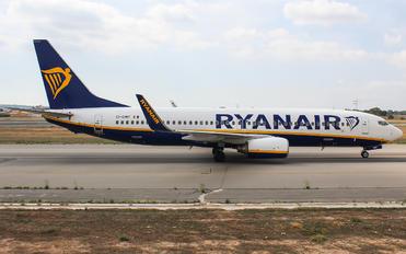 EI-DWF - Ryanair Boeing 737-800