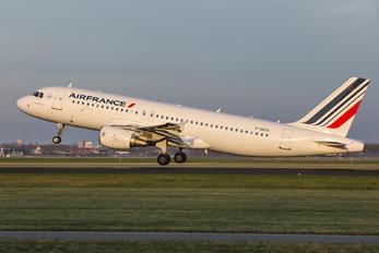 F-GKXO - Air France Airbus A320