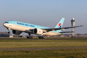 HL8285 - Korean Air Cargo Boeing 777F aircraft