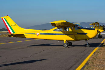 6359 - Mexico - Air Force Cessna 182 Skylane (all models except RG)